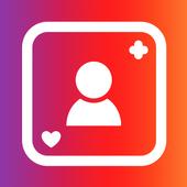 logo of Free 50k Like & 100k Follower for Instagram 2020
